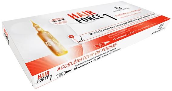 Ampule proti izpadanju las Hair Force One