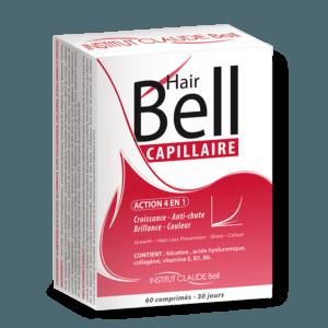 Kapsule za močne lase HairBell – intenzivna barva in lesk