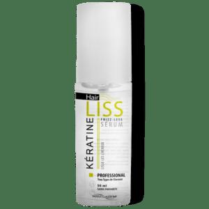 Serum s keratinom Hair-Liss za gladke lase