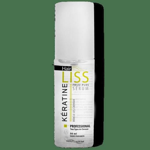 Serum s keratinom Hair-Liss za valovite in skodrane lase