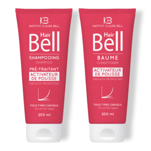 Komplet za hitrejšo rast las – šampon in balzam- 2x200ml