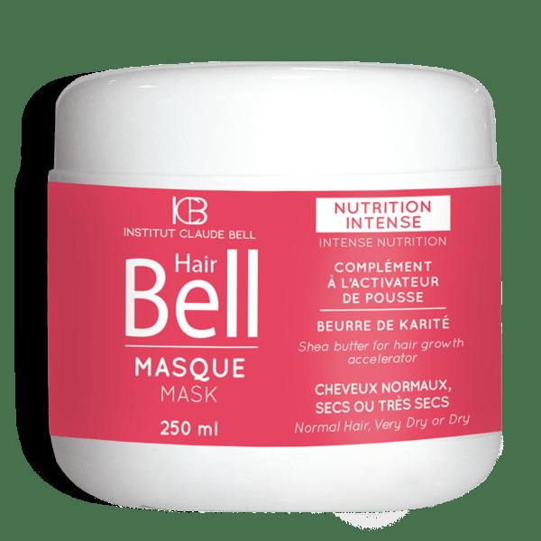 Maska Hair Bell za hitrejšo rast las in zaščito šibkih las