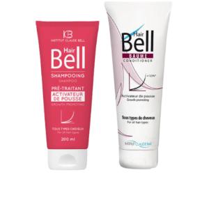 Komplet za hitrejšo rast las Hair Bell – šampon in balzam