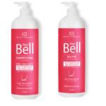 Komplet šampon in aktivator za hirtejšo rast las Hari bell 2x 1L