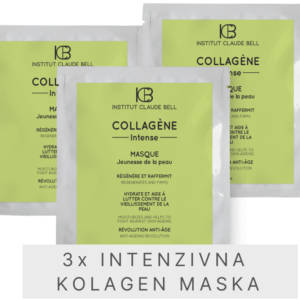 Darilni paket – 3x anti-age maske za obraz