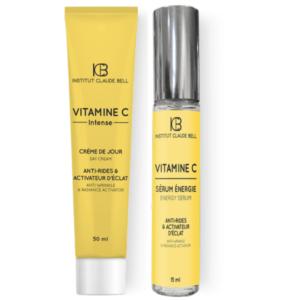Darilni paket – krema in serum z vitaminom C