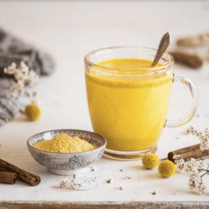 Zlati vir mladosti – napitek s kolagenom in kurkumo